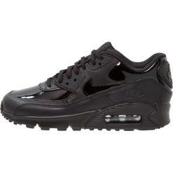 Trampki damskie slip on: Nike Sportswear AIR MAX 90 LEA Tenisówki i Trampki black