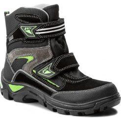 Buty zimowe chłopięce: Śniegowce BARTEK – 27673/P8 Czarny Kiwi