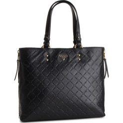 Torebka GUESS - HWMALO L8404 BML. Czarne torebki klasyczne damskie Guess, z aplikacjami, ze skóry. Za 1169,00 zł.