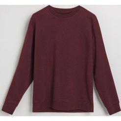 Bluza - Bordowy. Czerwone bluzy męskie marki Nike, s, z poliesteru. Za 119,99 zł.