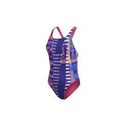 Stroje jednoczęściowe: kostium kąpielowy jednoczęściowy adidas  Strój do pływania Allover Print