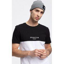 T-shirty męskie: T-shirt męski TSM258 - biały
