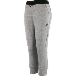 Spodnie sportowe damskie ADIDAS COTTON FLEECE 3/4 PANT / S93962. Szare spodnie sportowe damskie marki Adidas, s. Za 179,00 zł.