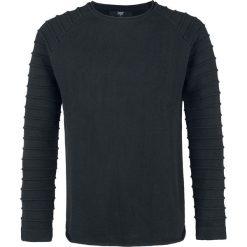 Black Premium by EMP Midnight Mass Sweter czarny. Czarne swetry klasyczne męskie Black Premium by EMP, xl, z dzianiny, z okrągłym kołnierzem. Za 164,90 zł.