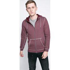 Tom Tailor Denim - Bluza. Szare bluzy męskie rozpinane marki TARMAK, m, z bawełny, z kapturem. W wyprzedaży za 99,90 zł.