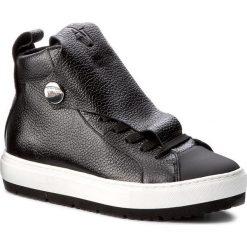 Sneakersy damskie: Sneakersy ARMANI JEANS – 925301 7A651 00020 Nero