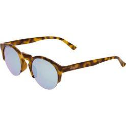 Okulary przeciwsłoneczne damskie aviatory: MR.BOHO BORN Okulary przeciwsłoneczne high contrast tortoise/sky blue