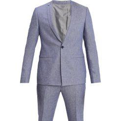 Viggo NEUSS SUIT Garnitur blue. Niebieskie garnitury Viggo, z bawełny. Za 759,00 zł.