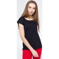 T-shirty damskie: T-shirt damski TSD216 – czarny – 4F