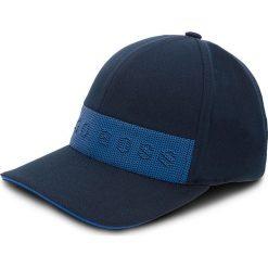 Czapka z daszkiem BOSS - Cap 50382598  410. Niebieskie czapki z daszkiem męskie Boss, z elastanu. W wyprzedaży za 219,00 zł.