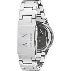 Armani Exchange Zegarek silvercoloured. Szare zegarki damskie Armani Exchange. Za 789,00 zł.