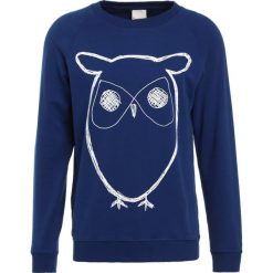 Bejsbolówki męskie: Knowledge Cotton Apparel BIG OWL Bluza limoges