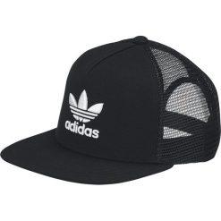 Czapki męskie: Adidas Czapka adidas Originals Trefoil Trucker BK7308 BK7308 czarny OSFM – BK7308