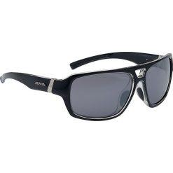 """Okulary przeciwsłoneczne damskie aviatory: Okulary przeciwsłoneczne """"Yuko"""" w kolorze czarnym"""