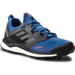 Buty adidas - Terrex Agravic Xt Gtx GORE-TEX AC7656 Blubea/Grefiv/Cblack. Czarne buty do biegania męskie marki Camper, z gore-texu, gore-tex. W wyprzedaży za 519,00 zł.