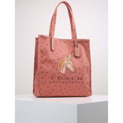 Shopper bag damskie: Coach UNI TOTE Torba na zakupy melon multi