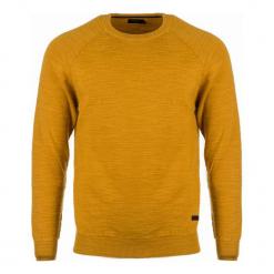 Pepe Jeans Sweter Męski Hemlock Xxl Żółty. Żółte swetry klasyczne męskie Pepe Jeans, m, z bawełny. Za 383,00 zł.
