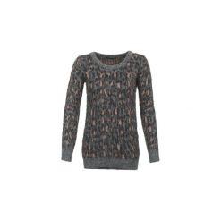 Swetry Fornarina  LEORARD. Czarne swetry klasyczne damskie Fornarina, l. Za 419,30 zł.