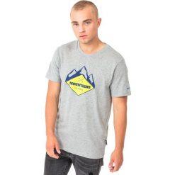 MARTES Koszulka Męska Dico Grey Melange r. L. Pomarańczowe t-shirty męskie marki MARTES, m. Za 33,75 zł.