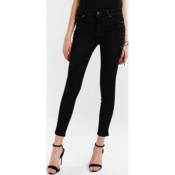 Morgan PLACET Jeans Skinny Fit noir. Czarne jeansy damskie marki Morgan. W wyprzedaży za 269,10 zł.