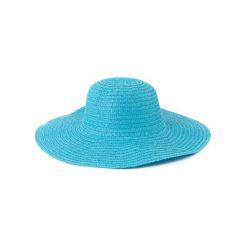 Kapelusz damski Universal style niebieski. Niebieskie kapelusze damskie Art of Polo. Za 23,26 zł.