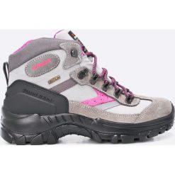 Grisport - Buty. Szare buty trekkingowe damskie Grisport, na zimę. Za 269,90 zł.