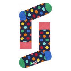 Skarpety Happy Socks Big Dots (BDO01-6001). Czarne skarpetki męskie marki Stance. Za 29,99 zł.