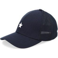 Czapka z daszkiem TOMMY HILFIGER - Tommy Star Cap AW0AW05485 413. Niebieskie czapki z daszkiem damskie marki TOMMY HILFIGER, z bawełny. Za 179,00 zł.