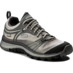 Buty trekkingowe damskie: Trekkingi KEEN - Terradora Wp 1016510 Neutral Gray/Gargoyle