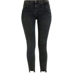 LTB TANYA Jeans Skinny Fit sofiel wash. Czarne jeansy damskie marki LTB, z bawełny. W wyprzedaży za 223,20 zł.