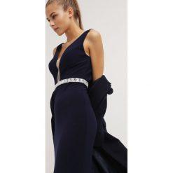 Długie sukienki: Mascara Długa sukienka navy
