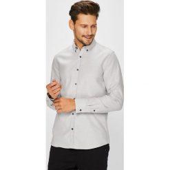 Medicine - Koszula Arty Dandy. Szare koszule męskie na spinki MEDICINE, l, z bawełny, button down, z długim rękawem. Za 129,90 zł.