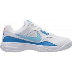 Nike Buty Do Tenisa Court Lite Clay Tennis Shoe White Bleached Aqua-Neo Turq-Hot Lava 38,5. Czerwone buty do fitnessu damskie marki KALENJI, z gumy. Za 245,00 zł.
