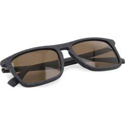 Okulary przeciwsłoneczne BOSS - 0320/S Mtblue Wood 2FW. Niebieskie okulary przeciwsłoneczne damskie marki Boss. W wyprzedaży za 399,00 zł.