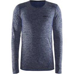 Odzież termoaktywna męska: Craft Koszulka Męska Active Comfort Ls Niebieska L