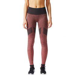Spodnie sportowe damskie: Adidas Spodnie damskie Smlss Ln Tgt czerwone r. S (BR6408)