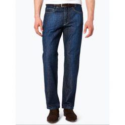 Joker - Jeansy męskie – Clark, niebieski. Niebieskie jeansy męskie z dziurami Joker. Za 449,95 zł.