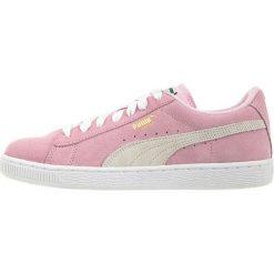 Buciki niemowlęce chłopięce: Puma Buty Juniorskie Suede JR Pink Lady różowe r. 39 (355110 30)