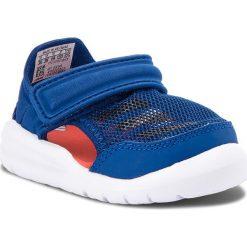 Sandały adidas - FortaSwim I AC8148 Croyal/Conavy/Ftwwht. Białe sandały chłopięce marki Adidas, m. W wyprzedaży za 139,00 zł.