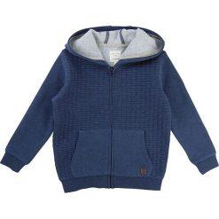 Odzież niemowlęca: Bluza w kolorze niebieskim