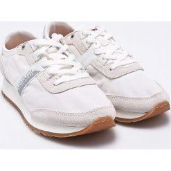 Napapijri - Buty Rabina. Szare buty sportowe damskie marki Napapijri, z gumy. W wyprzedaży za 239,90 zł.