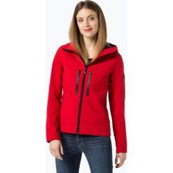 Bomberki damskie: Wellensteyn - Damska kurtka funkcyjna – Dynamica, czerwony