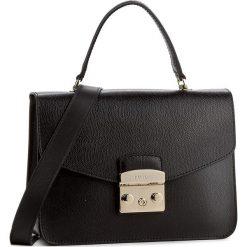 Torebka FURLA - Metropolis 903883 B BLE8 ARE Onyx. Czarne torebki klasyczne damskie Furla, ze skóry, duże. Za 1410,00 zł.