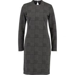 Sukienki dzianinowe: Soyaconcept Sukienka dzianinowa dark grey melange