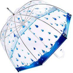 """Parasole: Parasol """"Rain Days"""" w kolorze niebieskim"""