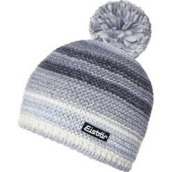 Eisbär KUNITA Czapka graueffekt. Szare czapki męskie Eisbär, z materiału. W wyprzedaży za 125,30 zł.