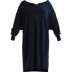 Sukienki: American Vintage DAMSVILLE Sukienka dzianinowa navy melange