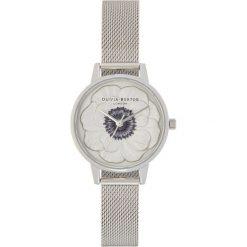 Olivia Burton Zegarek silvercoloured. Szare, analogowe zegarki damskie Olivia Burton. Za 879,00 zł.