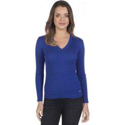 Giorgio Di Mare Sweter Damski Xl Niebieski. Niebieskie swetry klasyczne damskie marki Giorgio di Mare, xl, z materiału. Za 159,00 zł.