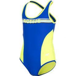 Stroje jednoczęściowe dziewczęce: Kostium kąpielowy dla dużych dziewcząt JKOS204 – turkus